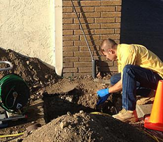 sewer repair is part of our Edmonds plumbing services